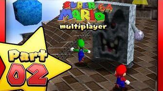 Super Mario 64 Multiplayer - Part 2