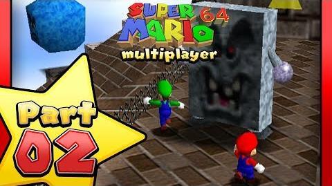 Video - Super Mario 64 Multiplayer - Part 2 | Video Games