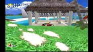 Sonic Adventure Dreamcast Emerald Coast 26