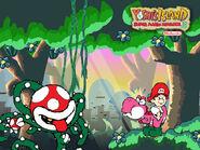 Yoshis island GBA Poster 4