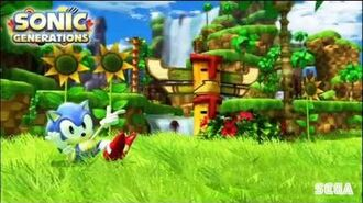 "Sonic Generations ""Open Your Heart Generations Mix "" Music-0"