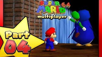 Super Mario 64 Multiplayer - Part 4