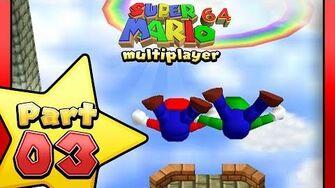 Super Mario 64 Multiplayer - Part 3