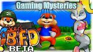 Gaming Mysteries Twelve Tales Conker 64 Bad Fur Day Beta (N64)