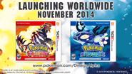 Pokemon Omega Ruby Launching Worldwide November 2014 2
