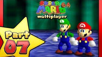 Super Mario 64 Multiplayer - Part 7