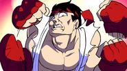 Ryu VS Ken Rap Battle Starbomb 6