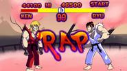 Ryu VS Ken Rap Battle Starbomb 5