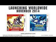Pokemon Omega Sapphire and Alpha Ruby Boxart