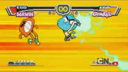 The Amazing World of Gumball Street Fighter Reference 1