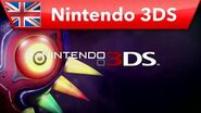 The Legend of Zelda Majora's Mask 3D - Gameplay Trailer (Nintendo 3DS)