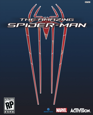 File:The Amazing Spider-Man video game.png