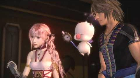 Final Fantasy XIII-2 - Time Travel Trailer