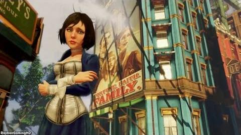 BioShock Infinite 'VGA 2011 Trailer' TRUE-HD QUALITY