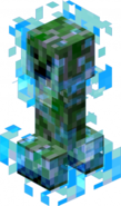 Creeper Charged Minecraft 1