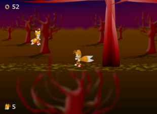 Tails' Nightmare - Tails Doll - 1