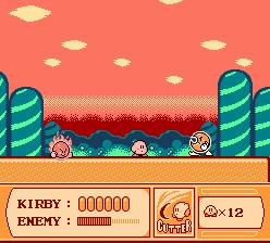 Kirby's Adventure - Mr. Shine & Mr. Bright - 1