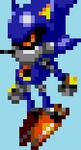 Sonic Triple Trouble - Metal Sonic - 1