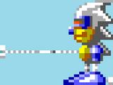 Silver Sonic (8-Bit)