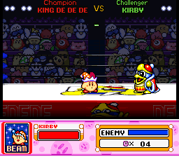 Kirby Super Star - King Dedede - 1