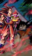 Dragon Ball Legends - Card 01-22H - Raditz