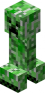 Creeper Minecraft 1