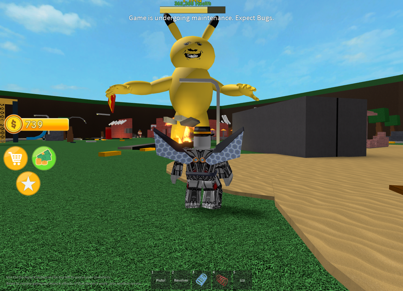 roblox very hungry pikachu codes