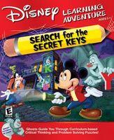 Disney Learning Adventure: Search for the Secret Keys