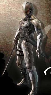 Cyborg Ninja Raiden