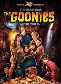 Los Goonies poster