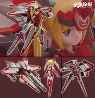 Vic Viper Red Busou Shinki