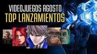 Lanzmientos de agosto de 2019 en España (3DJuegos)
