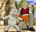 Mamodo Battles MODELS - Ponygon & Sunbeam2