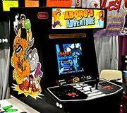 Abobo arcade