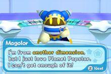 Kirbys Dream Collection MAGLOR
