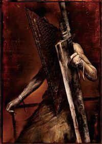 Silent Hill 2-Piramyd head 3