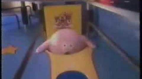 Kirby's Pinball Land Commercial