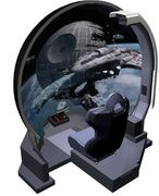 Star Wars - Battle Pod cabinet