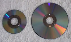 Nintendo GameCube Game Disc and Wii Optical Disc