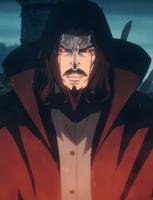 Castlevania Netflix Dracula