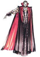 Castlevania Dracula X - Dracula