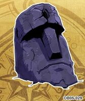 ORECA Battle Moai