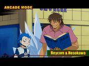 Reycom & Hosokawa - Mamodo Fury
