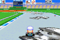 Krazy Racers - Power Stadium