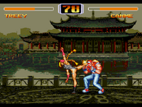 King of Fighters 98 pirata