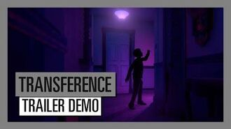 TRANSFERENCE - El caso The Walter Test - Trailer Demo - GAMESCOM 2018
