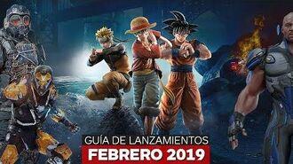 Guía de lanzamientos febrero 2019 – IGN Latinoamérica