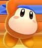 Kirby Triple Deluxe - Bandana Waddle Dee
