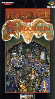 Shadowrun - portada