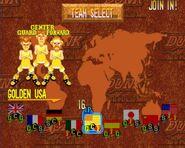 Capcom Sports Club - Golden USA